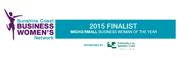 Sunshine coast business women's network finalist